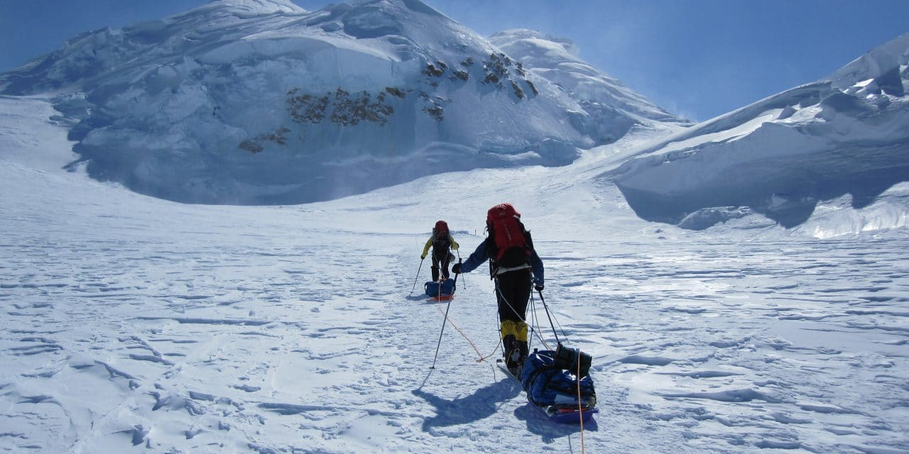 Ascension du Denali 6190m