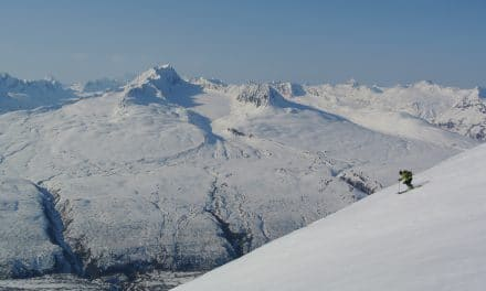 Ski en Alaska / USA