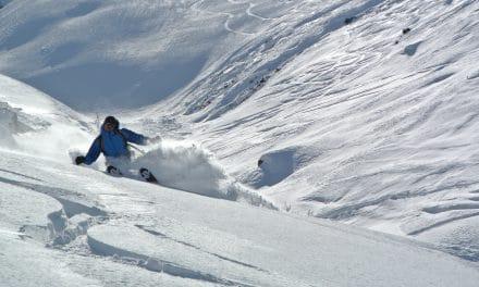 Kirghistan: ski dans la vallée d'Ak-Suu