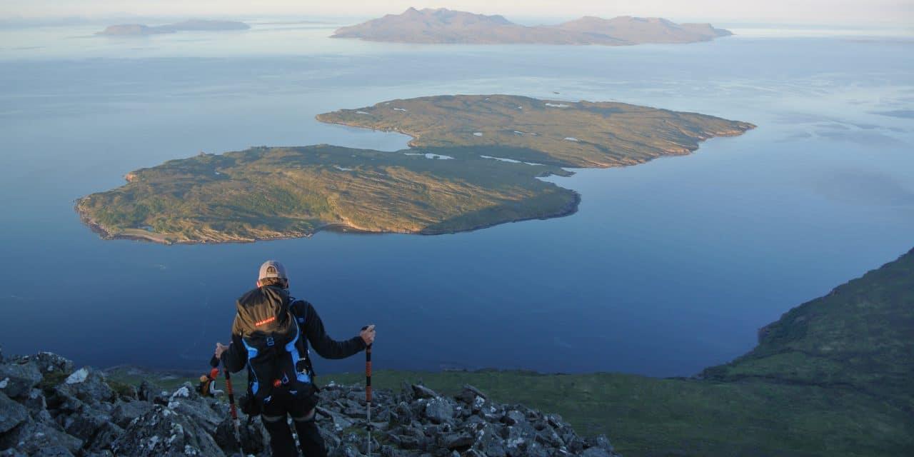 Skye Ridge / Écosse