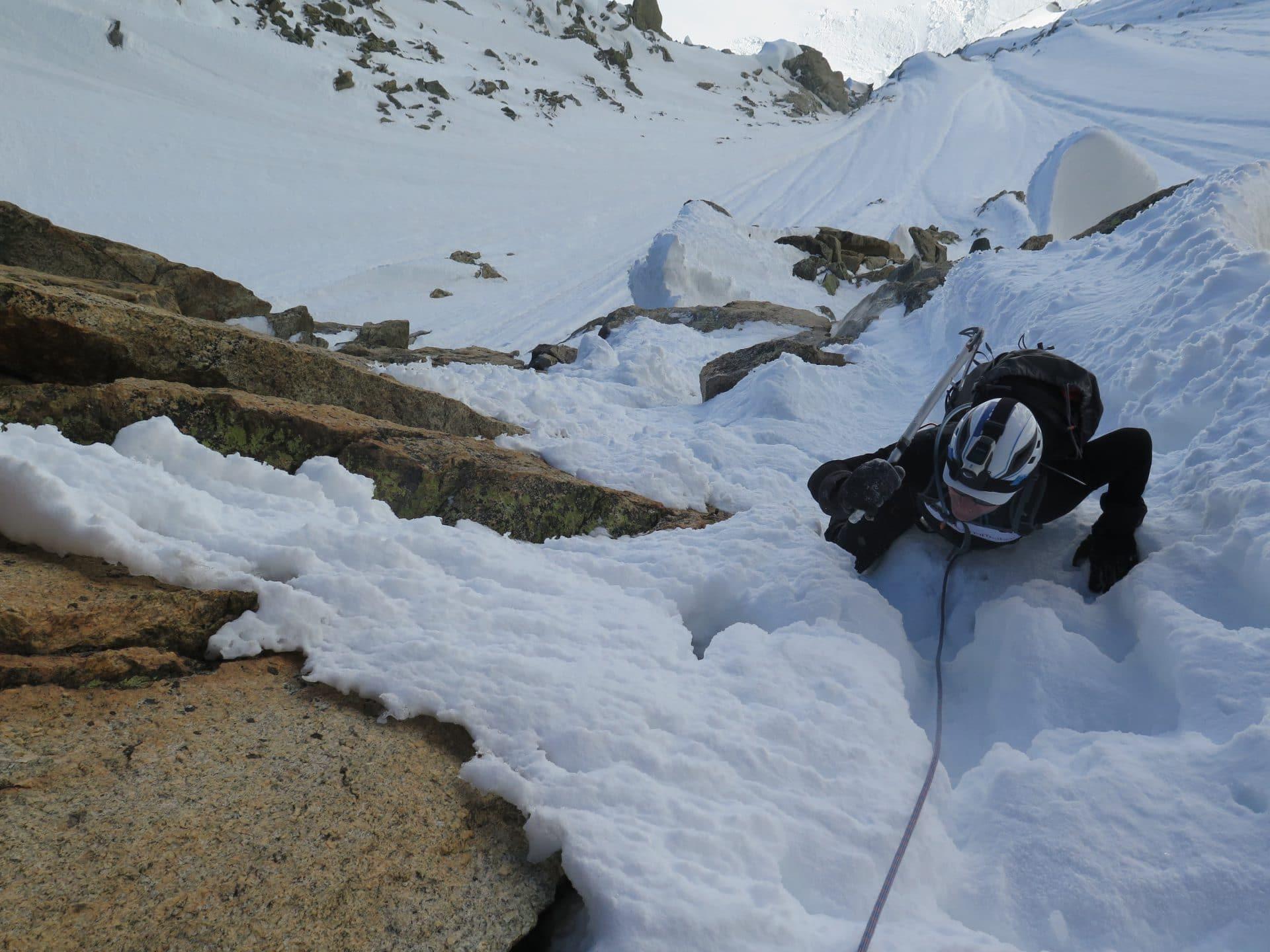 Helyum_Xavier-Carrard_guide-de-montagne_Alpinisme_arete-Kufner_Mont-Maudit_France_5