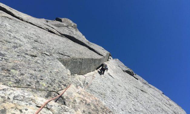 Norvège / Escalade dans les Lofoten