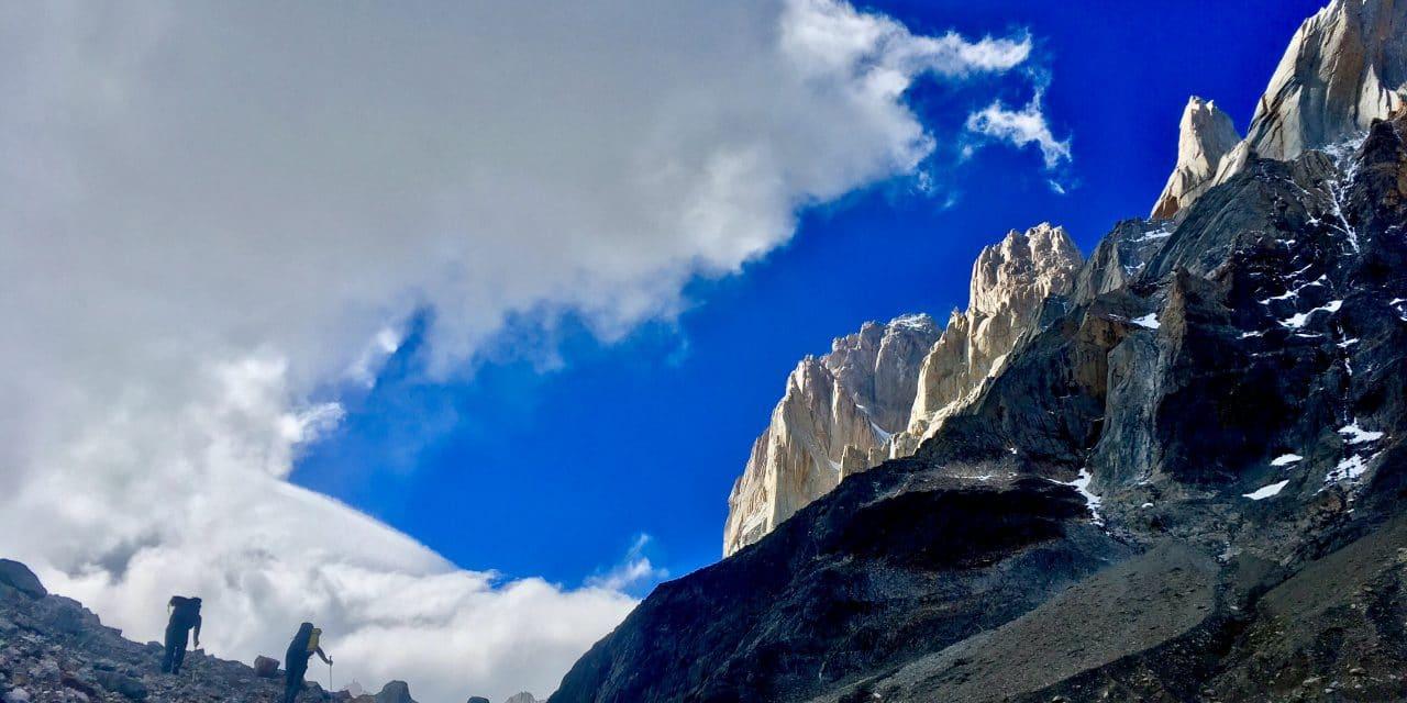 Patagonie / Le calme et la tempête