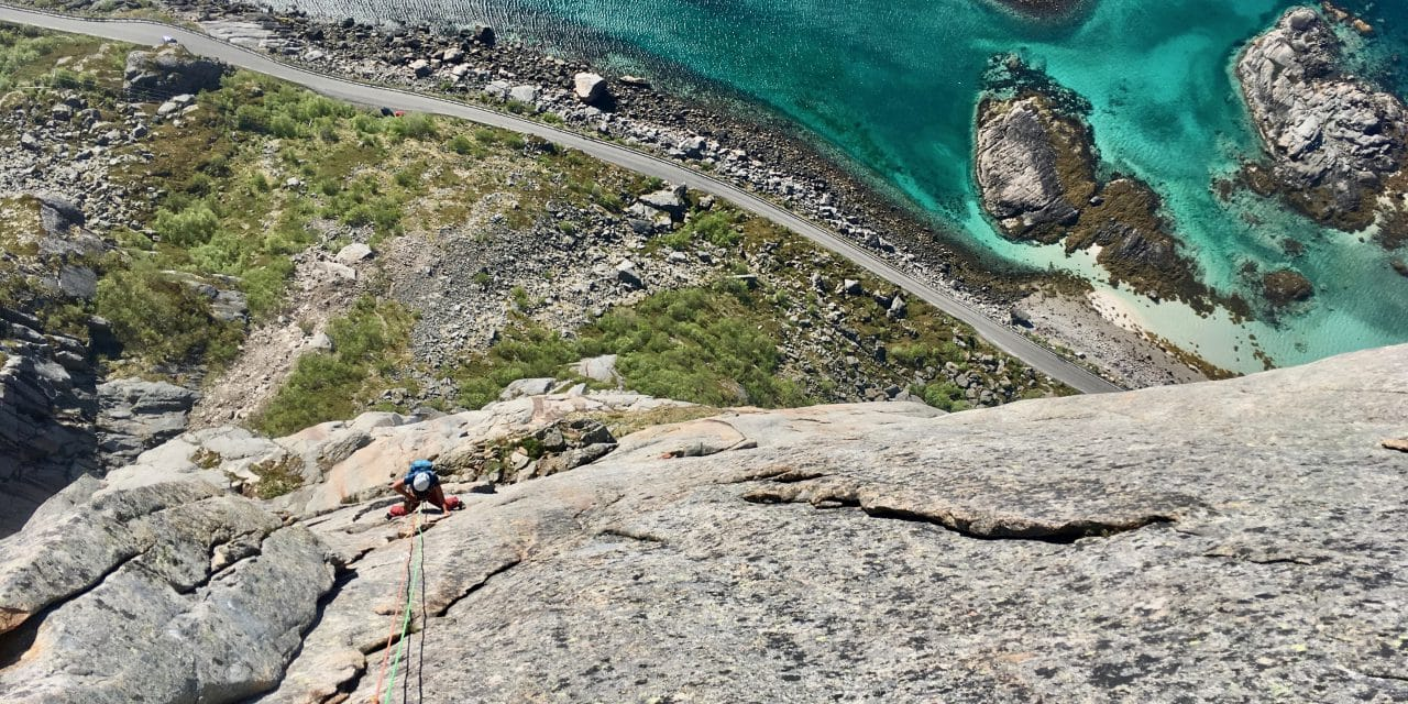 De retour aux Lofoten (Norvège)