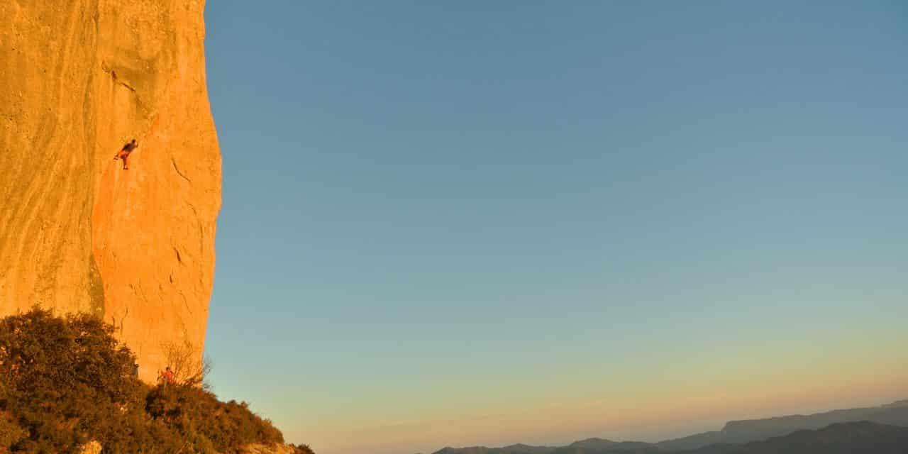 Roc‐trip Siurana / Espagne