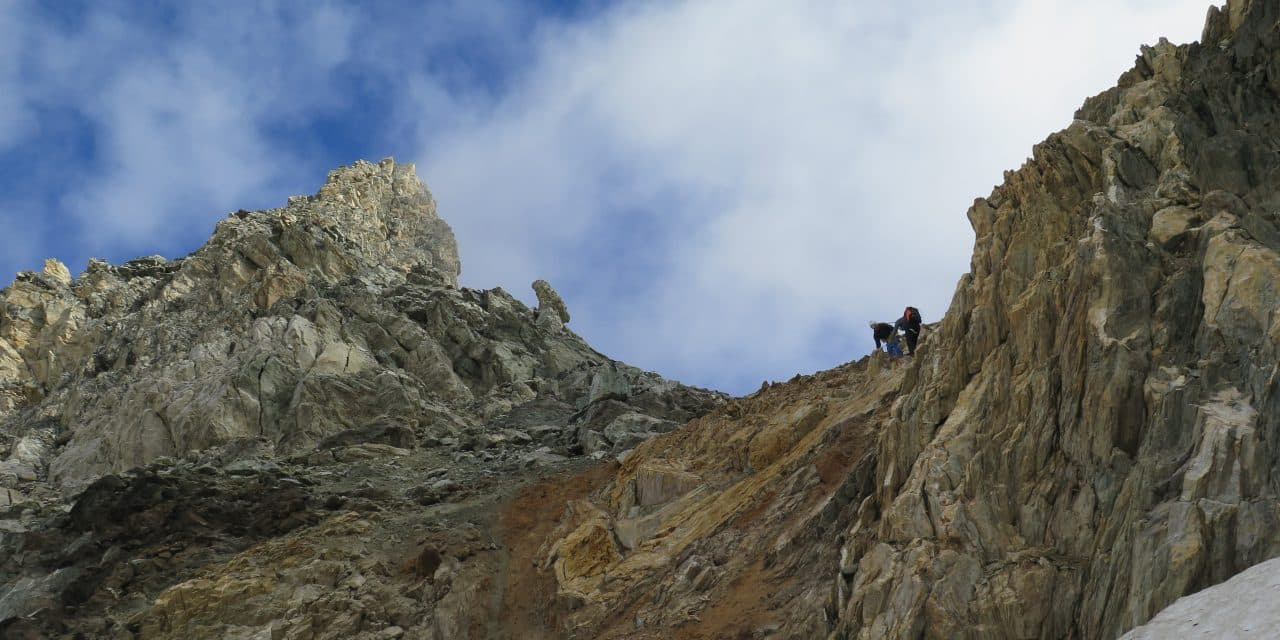 Vanoise: Pointe de la Grande Glière