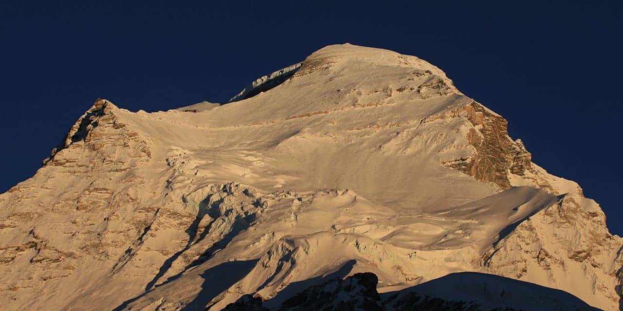 Cho‐Oyu voie normale 8201 mètres