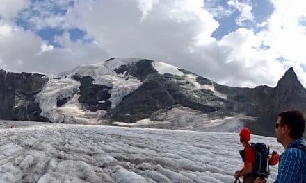 Le Mont Brûlé en traversée