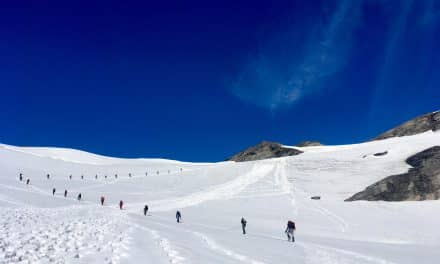 Alpinisme àla cabane des Dix
