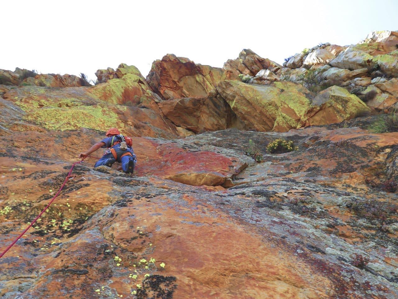 Afrique du sud roc trip montagu