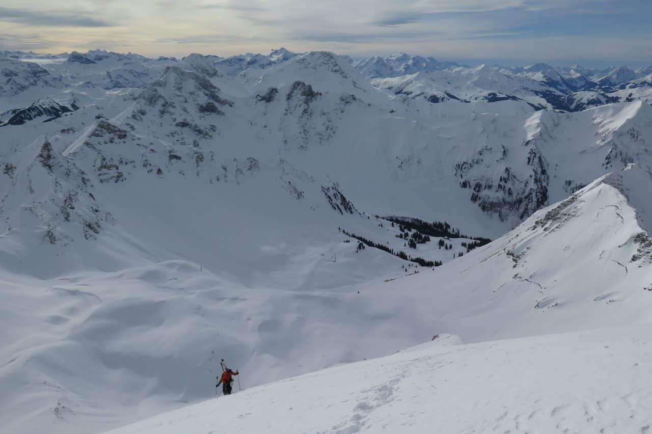 Diemtigtal ski de randonnée