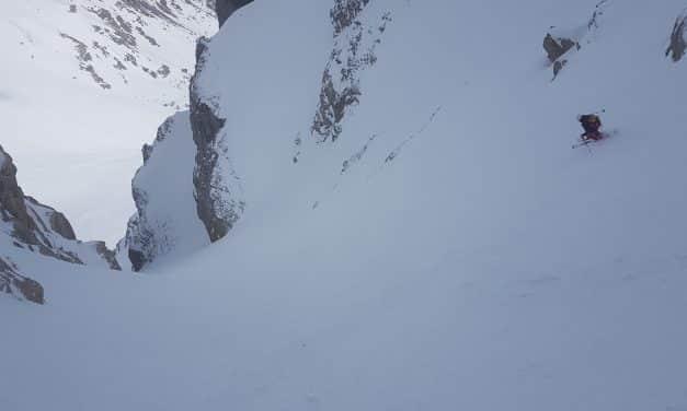 Maljasset, La Cure de ski sauvage et unique