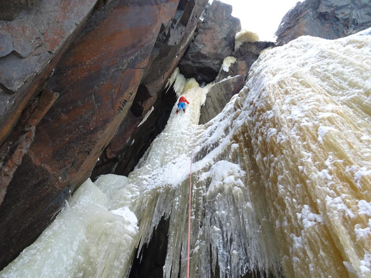 Ice Trip Norvège