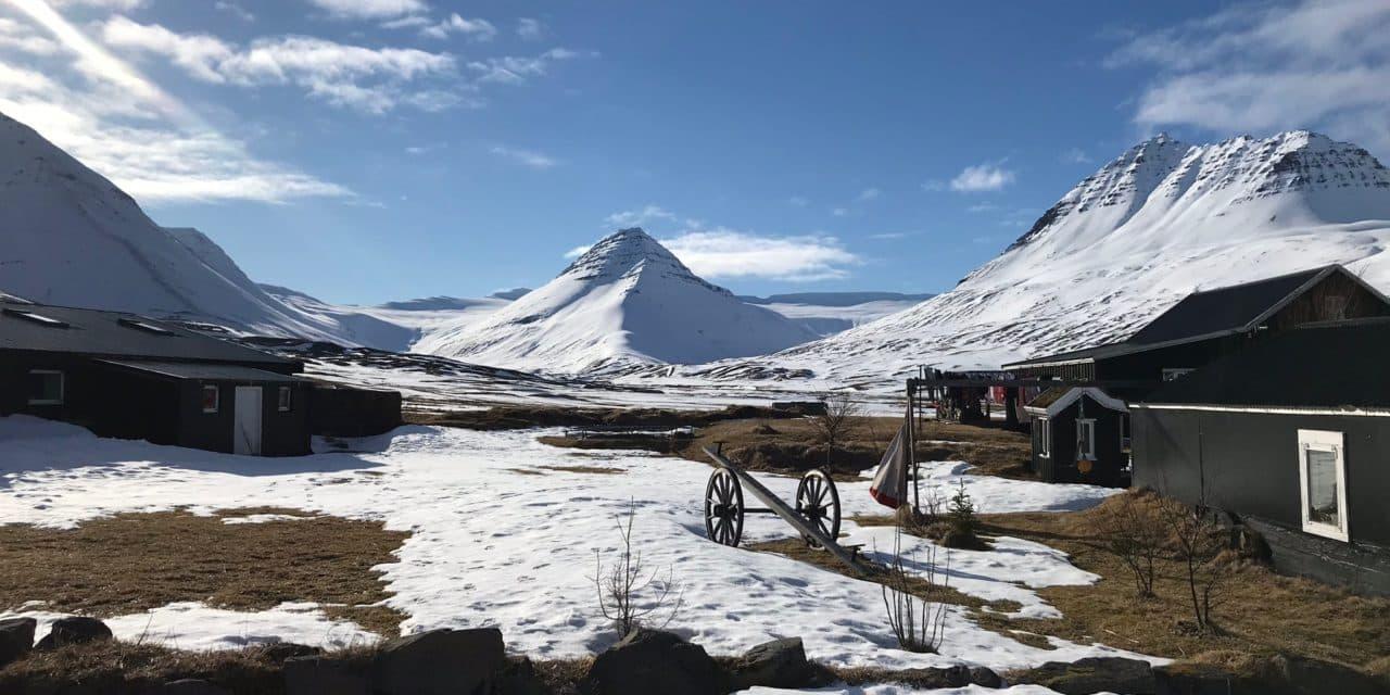 Voyage ski et yoga en Islande
