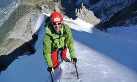 Eperon Frendo, face nord Aiguille du Midi / Le film