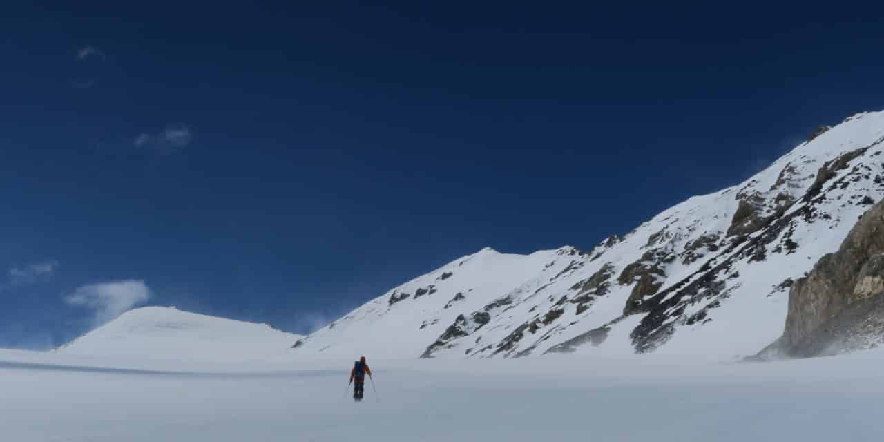 Kirghistan, Ski-Trip àKungey Ala-Too Range