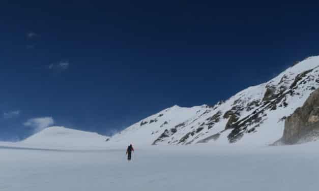 Kirghistan, Ski‐Trip àKungey Ala‐Too Range