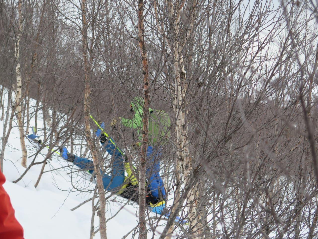 Norvège ski Victor