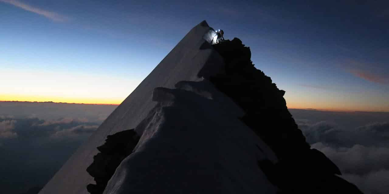 Cresta Signal àla Punta Gnifetti