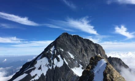 Eiger: arête Mittellegi