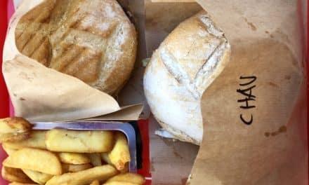 Un Grépon, un burger!