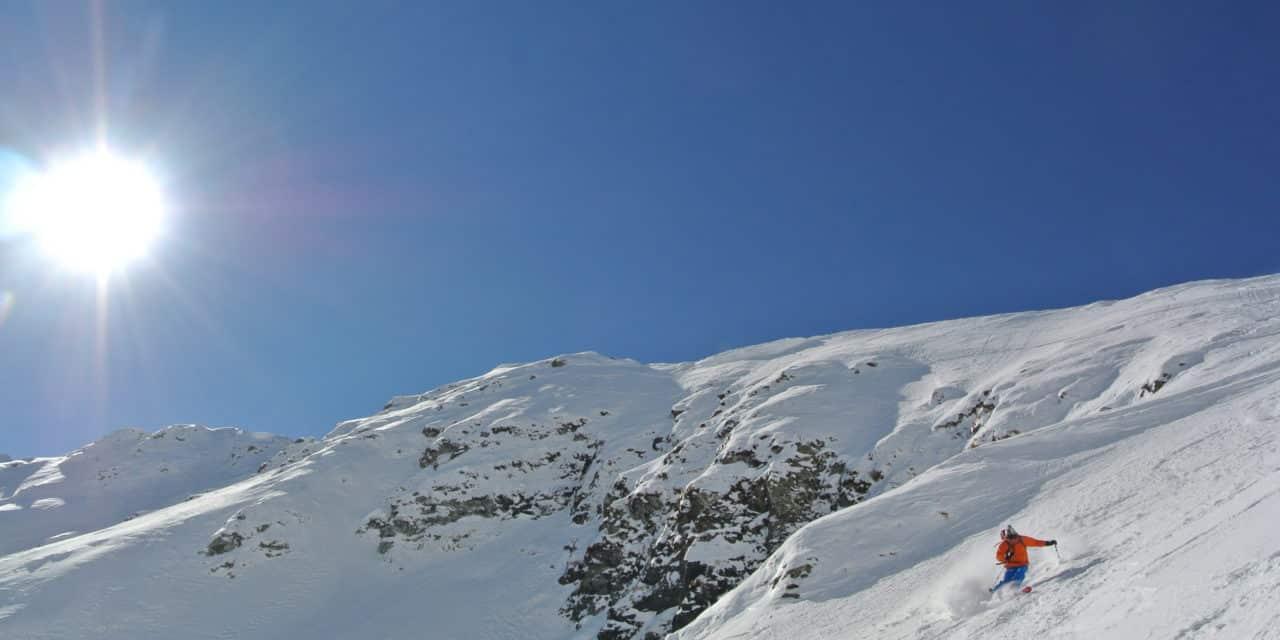 Roumanie: Skier au pays de Dracula, Les Carpathes