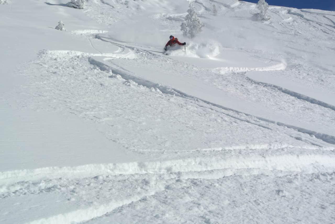 Ski Pyrenees Baqueira