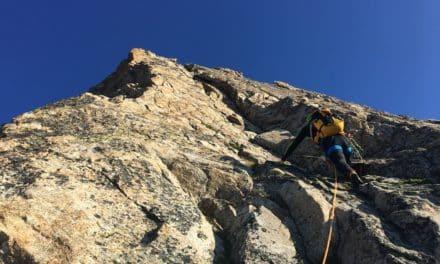 Stockhorn: arête des cinq tours