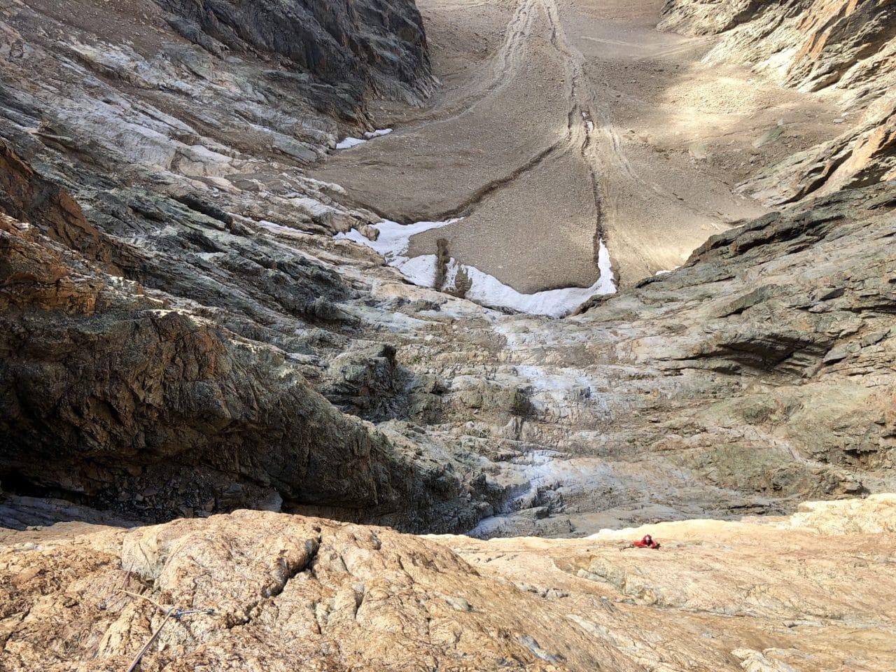 Séjour autour du refuge du Soreiller dans le massif des Écrins avec Yann Nussbaumer.