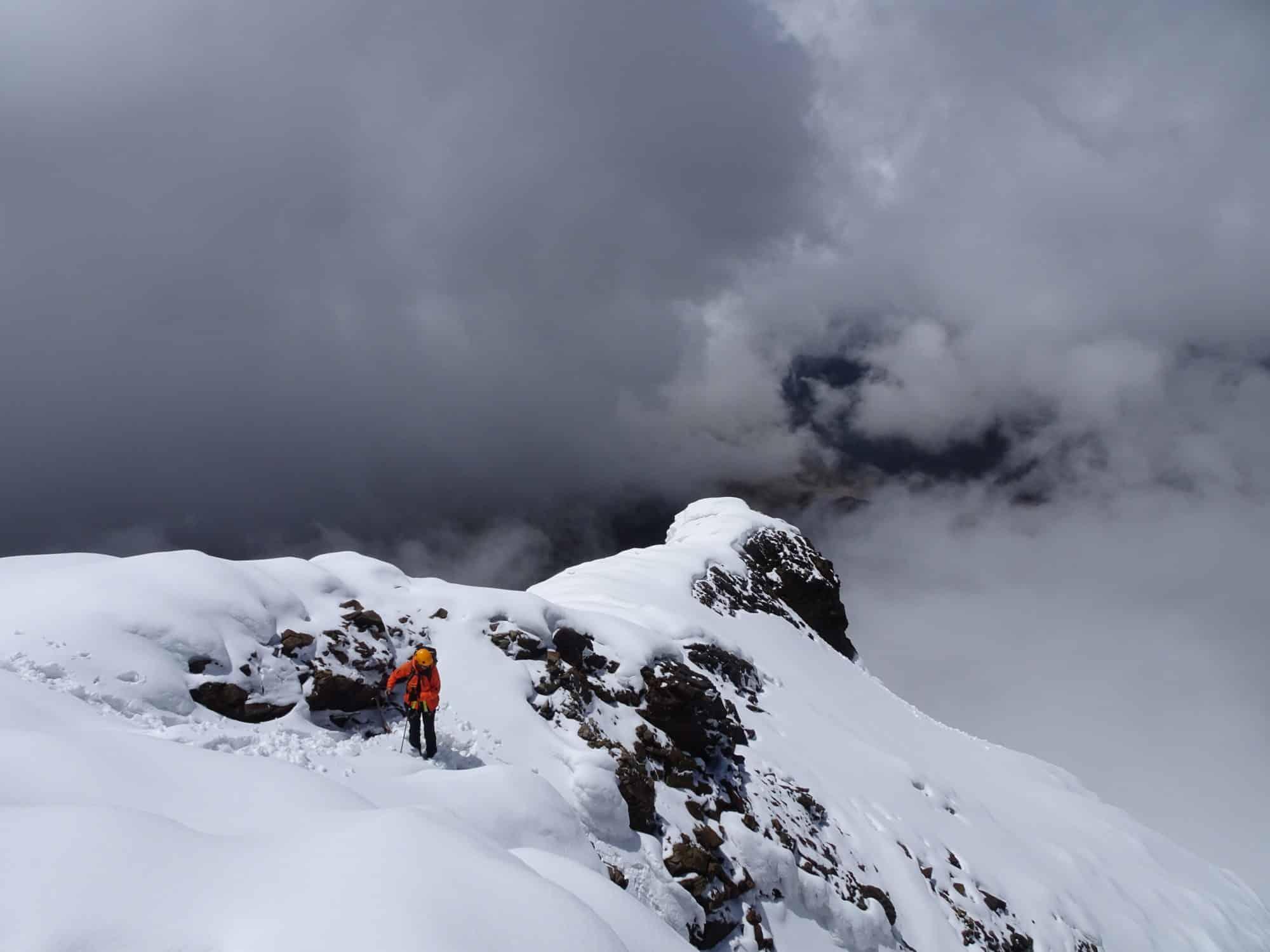 Equateur, sous le sommet, carrard xavier