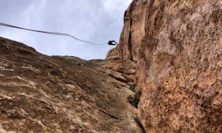 Visites automnales de trois mythes de l'escalade