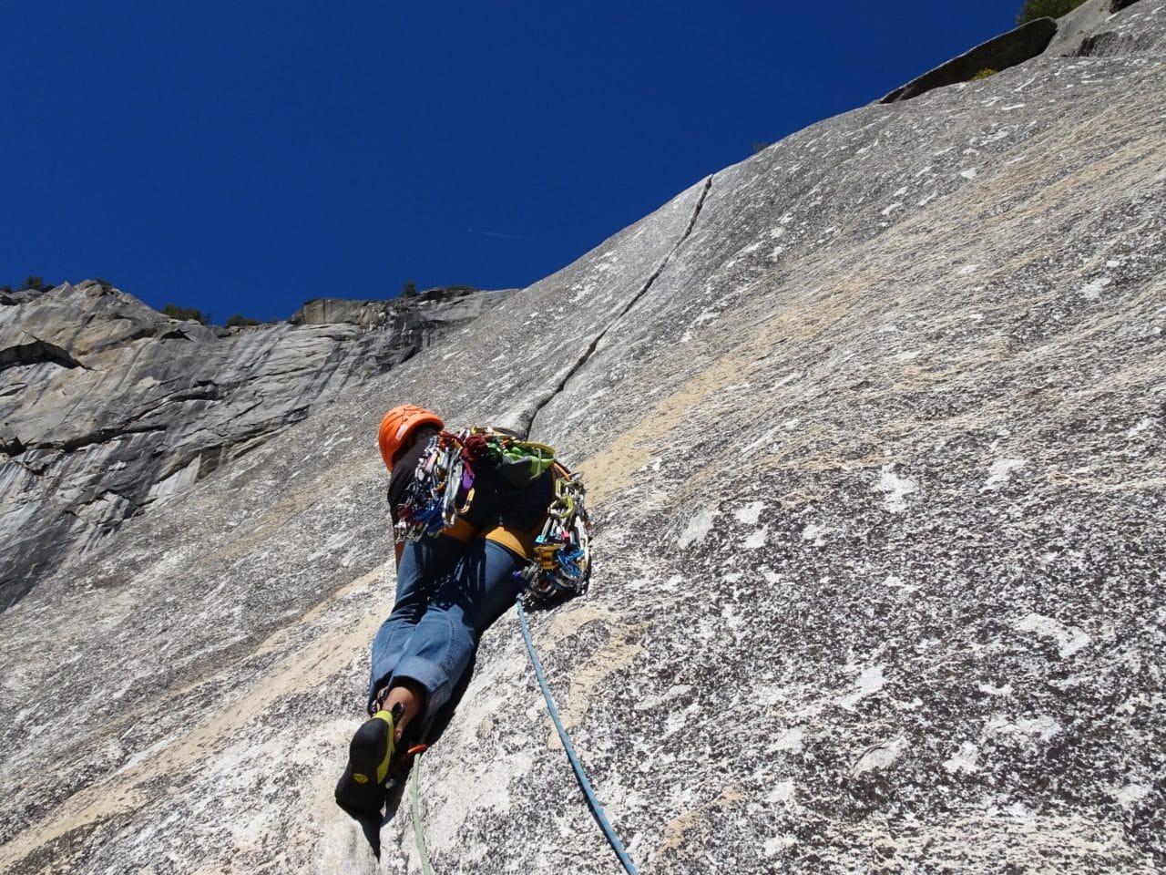 Yosemite 2018 Jérôme Gottofrey guide de montagne chez Helyum