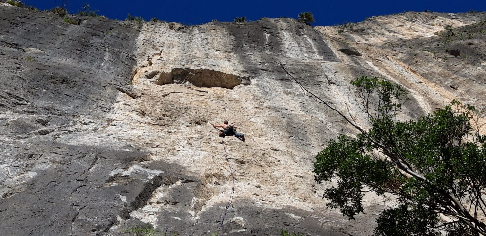 Potrero Chico roc trip 2018.Pope on a Rope