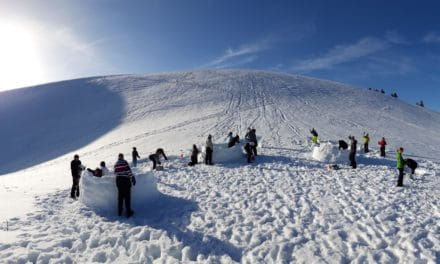 Objectif « Construction Igloo »