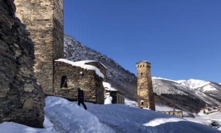 Géorgie: un rêve dans le Caucase