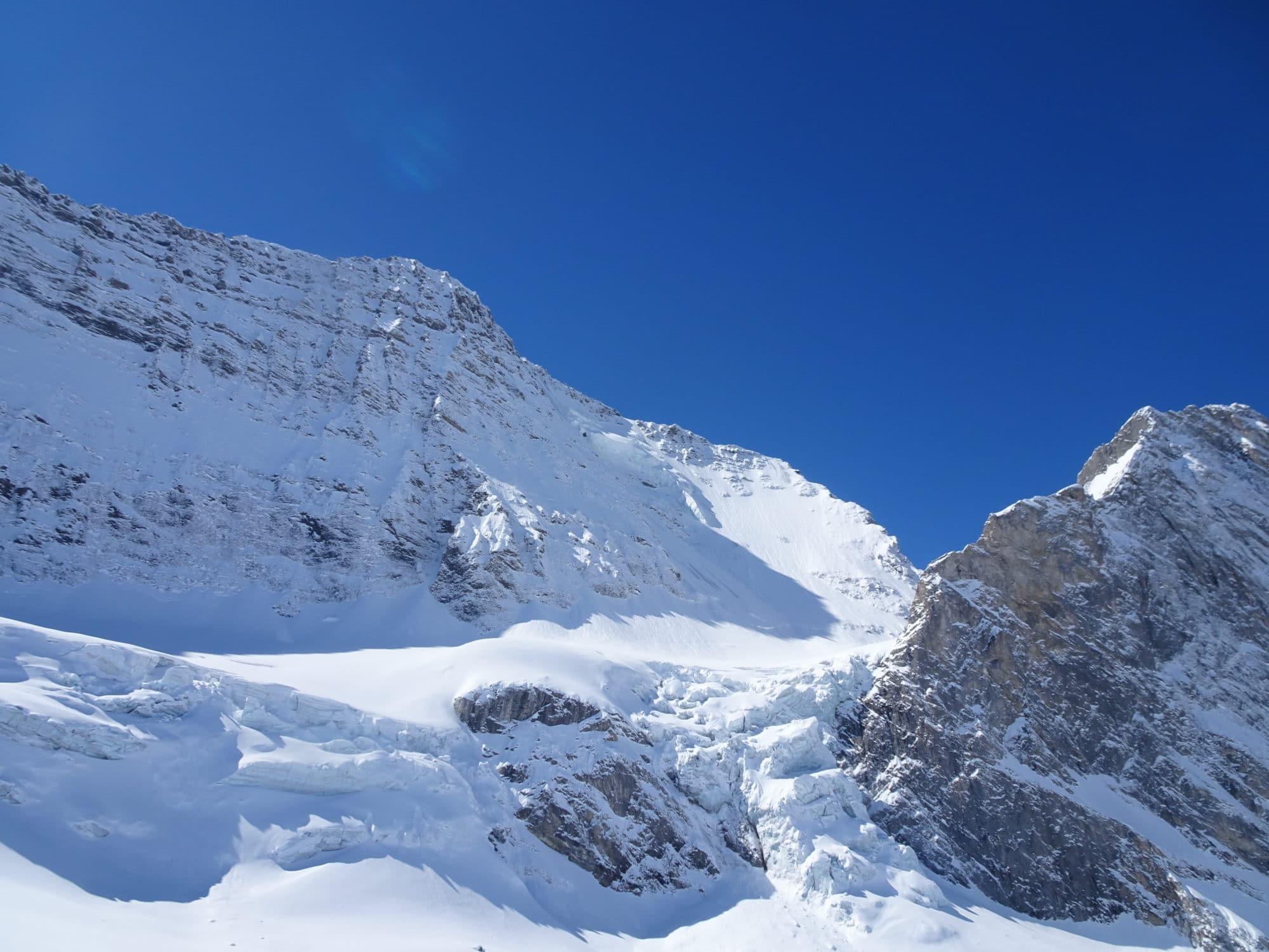 Grande Casse face nord. Helyum.ch