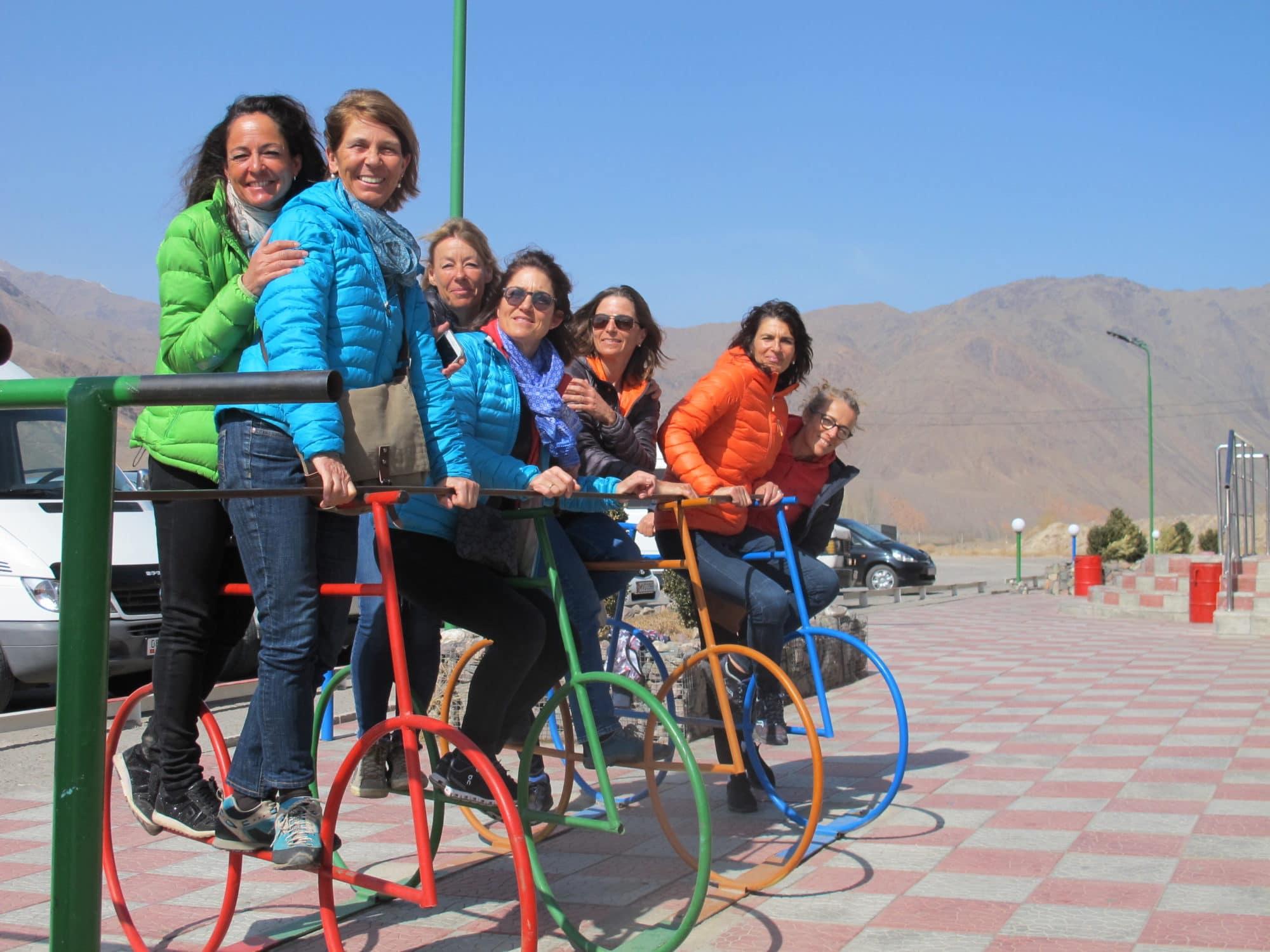 Kirghistan 2019 Helyum.ch, sur la route de Bishkek