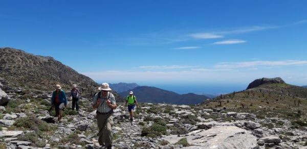 Alcazabar y Torrecillas, Sierra de las Nieves, Randonnées pédestres, séjour Andalousie, Espagne avec Silvana Alimenti Carrard accompagnatrice en montagne UIMLA, chez Helyum,