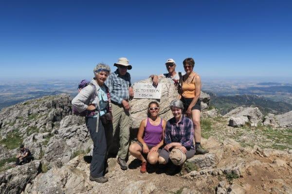 Cumbre del Torréon, Cádiz,Randonnées pédestres, séjour Andalousie, Espagne avec Silvana Alimenti Carrard accompagnatrice en montagne UIMLA, chez Helyum,