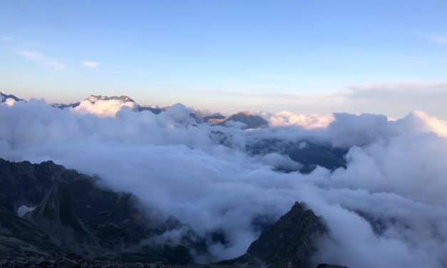 Traversée Grand Bec‐Vallonnet en Vanoise