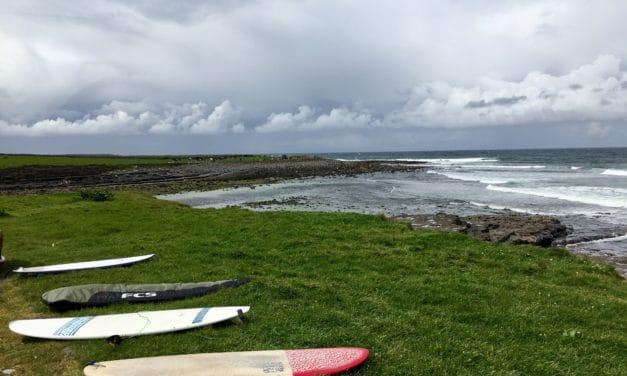Surftrip Irlande