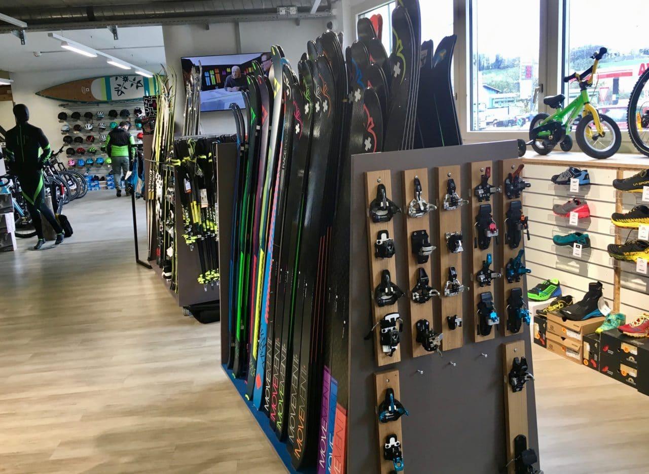Alpitrail et ses skis