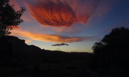 Argentine : grimper au mois de novembre