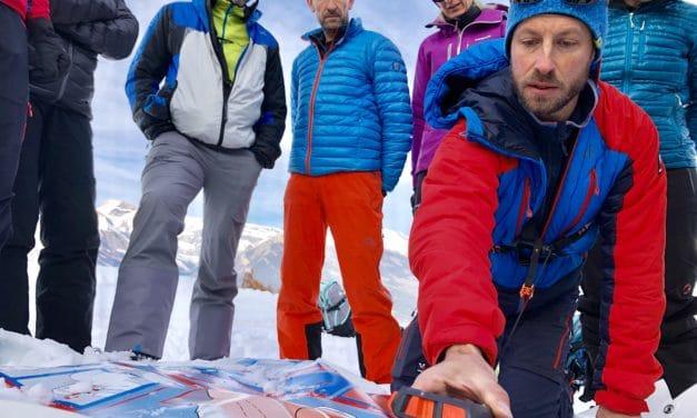 Les cours avalanche Helyum