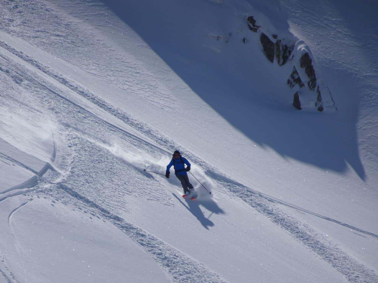 Kosovo : Grand ski dans le massif de Sharr