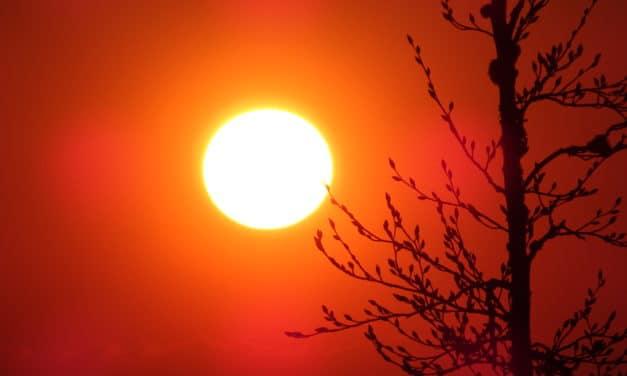 Soleil, levers et couchers: des instants incroyablement puissants
