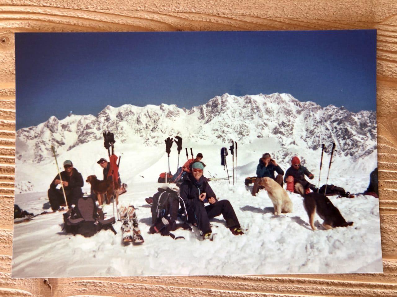 Voyage de ski de randonnée en Géorgie 2019 avec Yann Nussbaumer guide chez Helyum