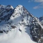 Face Nord du Petit Mont Collon