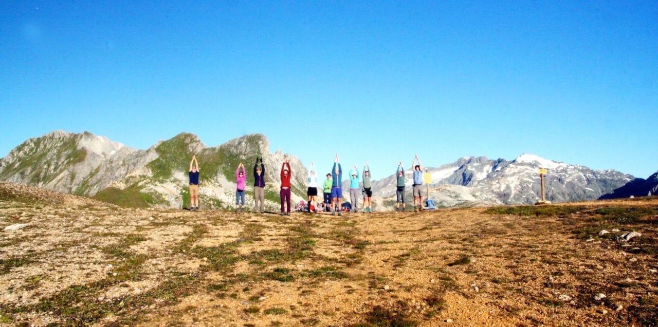 Helyum.ch, GR5 Silvana carrard, trekking et voyage alpin Col du Palet