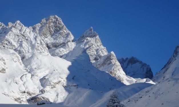Col de la Grande Glière par le Glacier Sud
